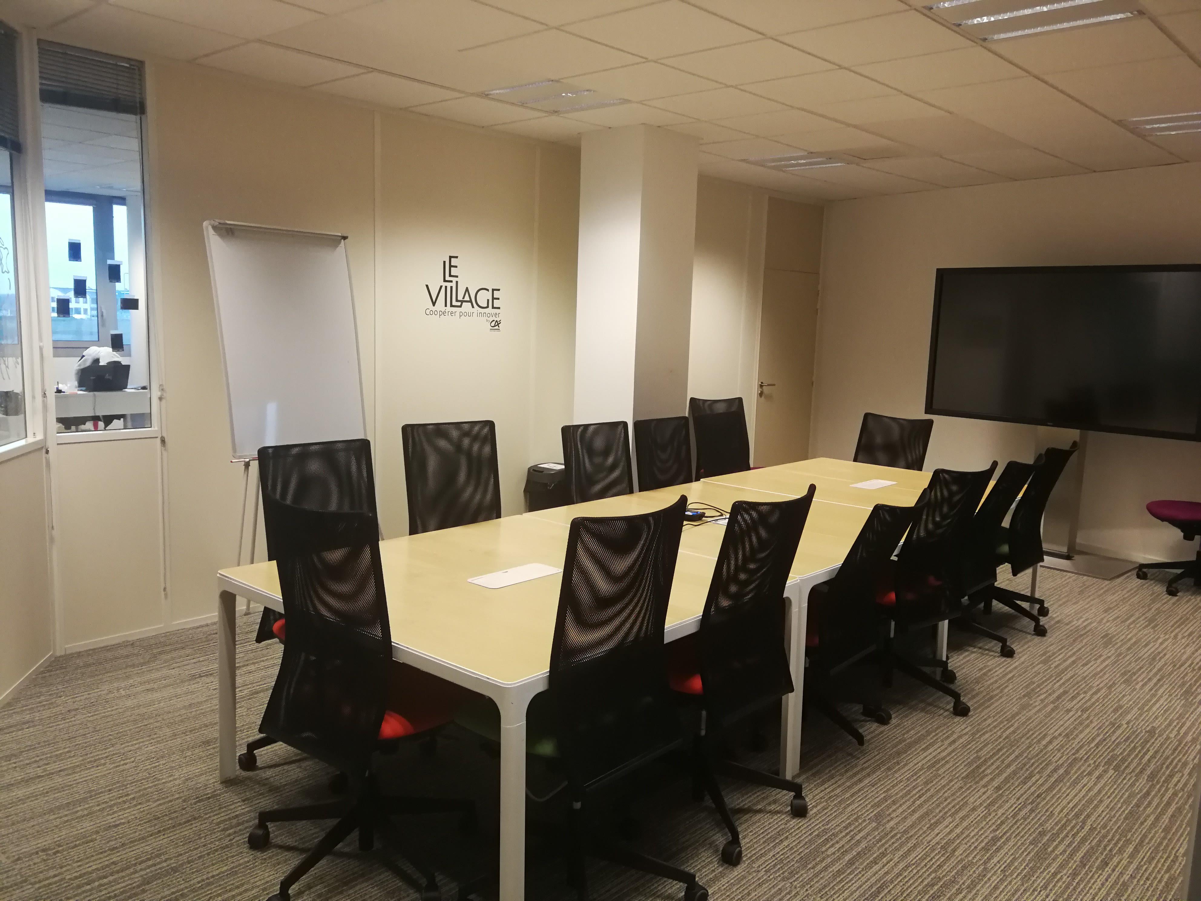 salle de réunion pour 18 personnes à Colombelles
