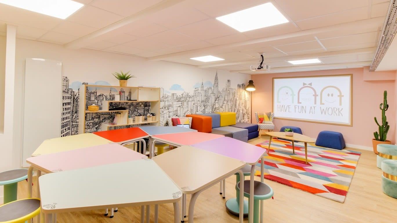 salle de réunion pour 14 personnes à Rennes