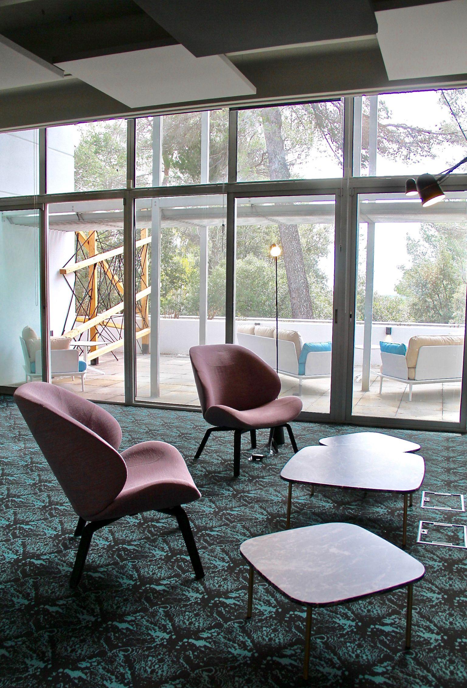salle de réunion pour 30 personnes à Valbonne