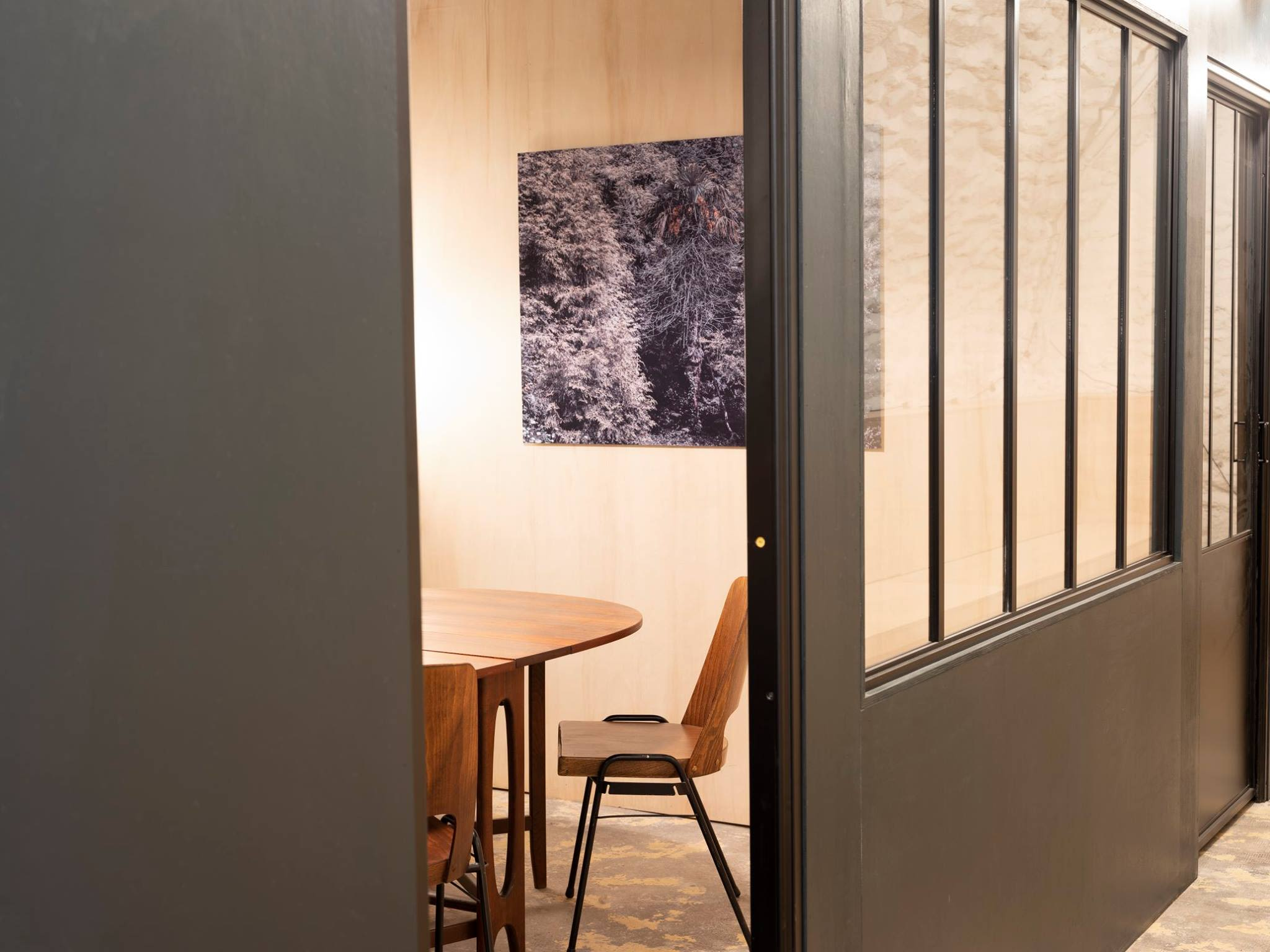 salle de réunion pour 5 personnes à Brest