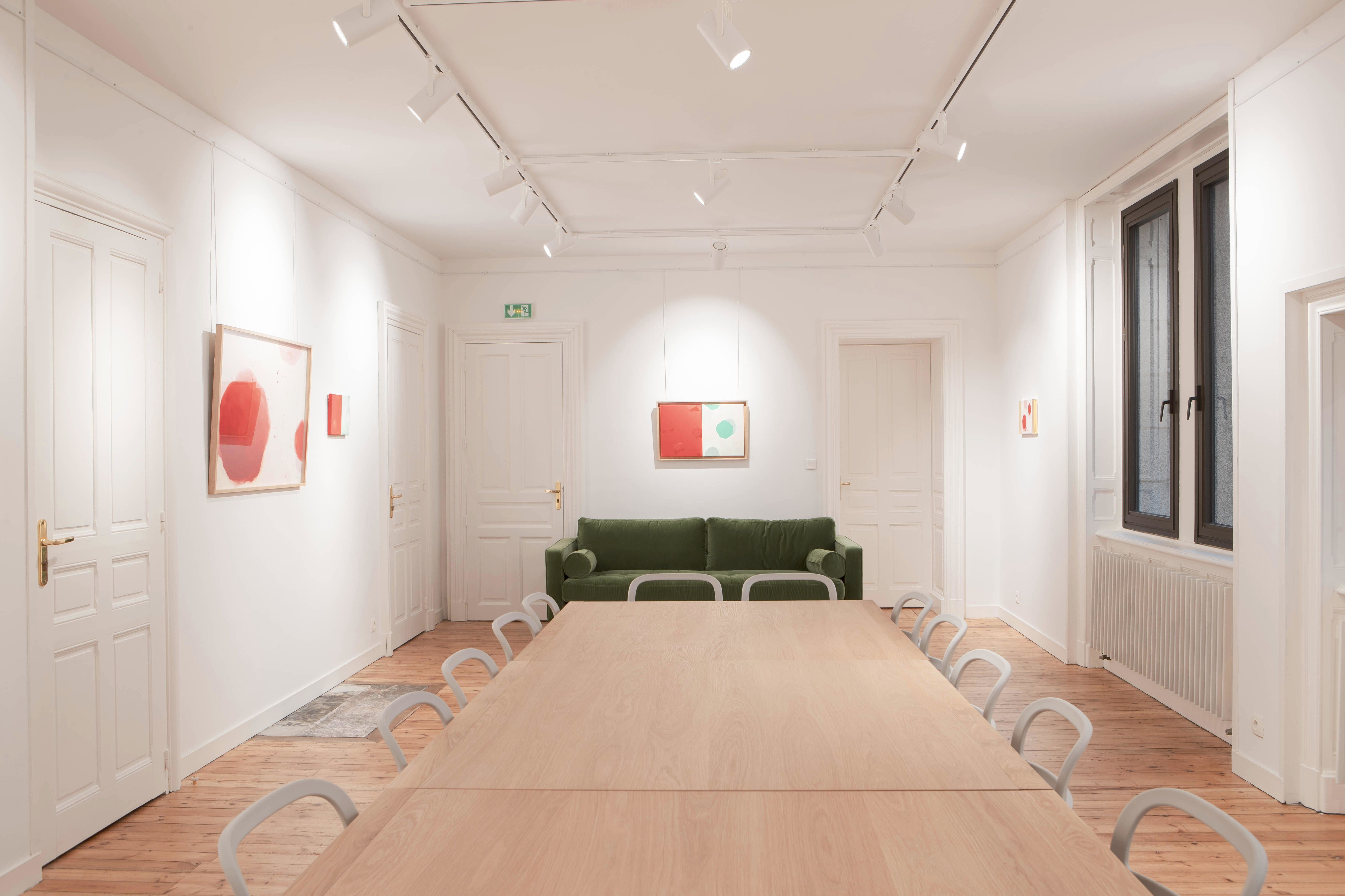 salle de réunion pour 25 personnes à Landerneau