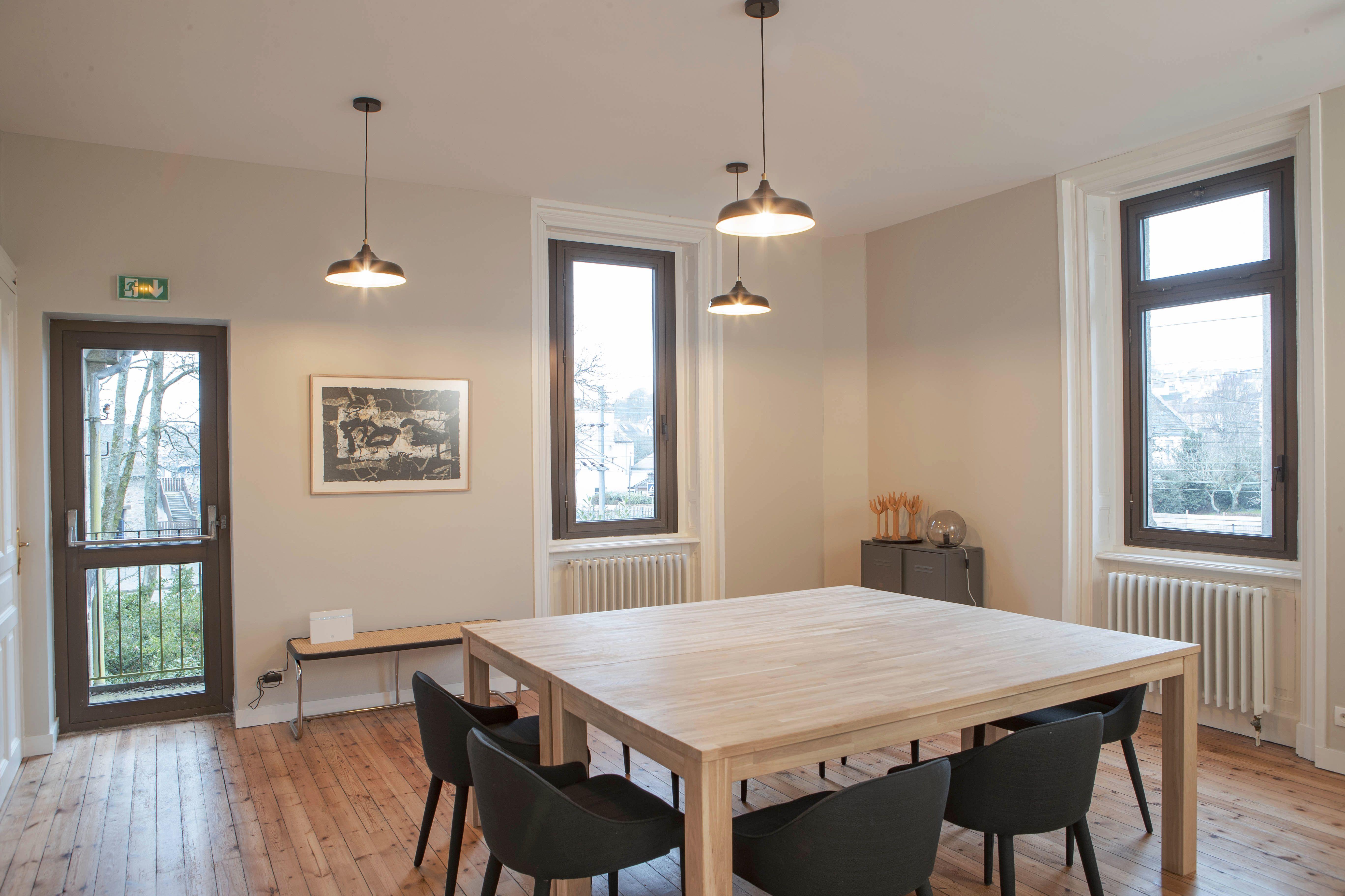 salle de réunion pour 12 personnes à Landerneau