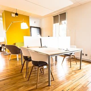 espace partagé d'une capacité de 10 personnes à Enghien-les-Bains