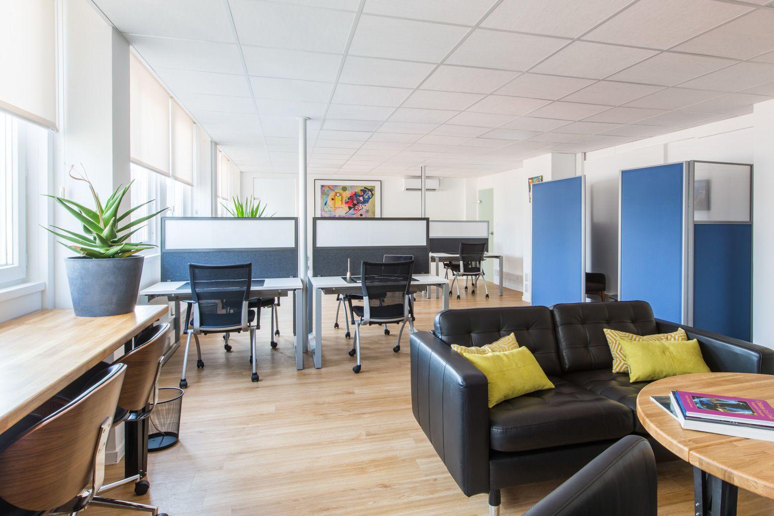 espace partagé d'une capacité de 3 personnes à Marseille