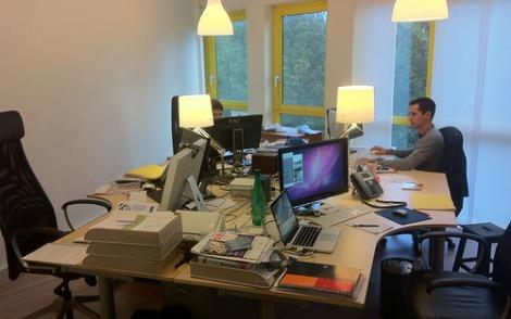 Bureau privatif salle de réunion ou espace partagé à dijon
