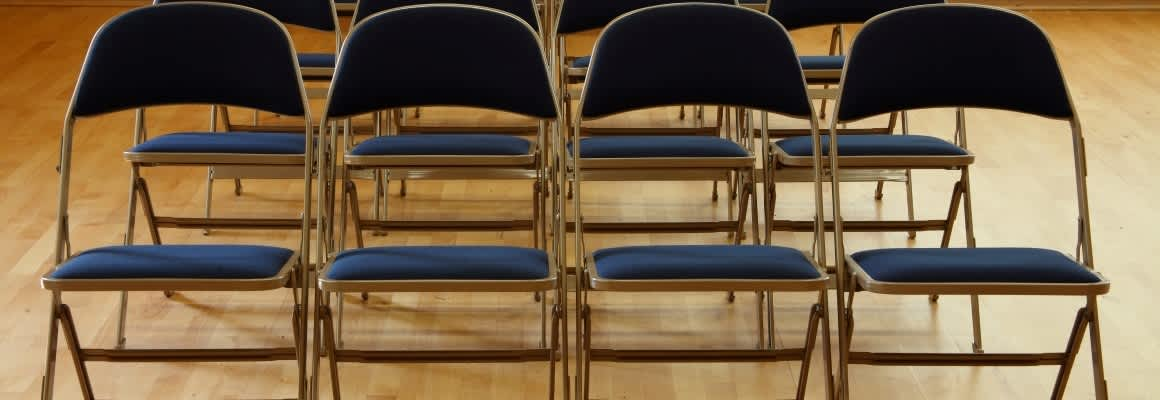Common Sense Safety Tips When Using Folding Chairs