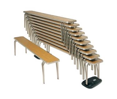 Gopak Economy Stacking Bench