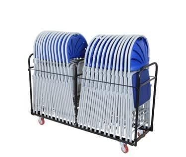 Mogo 24 Folding Chair Trolley