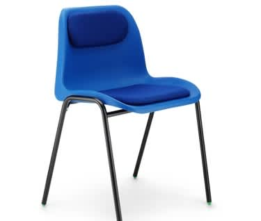 Affinity Chair Upholstered by Hille