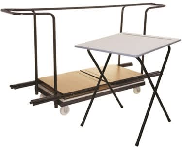 Mogo 40 Folding Exam Desk Bundle