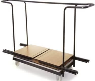 Mogo 40 Exam Desk Trolley