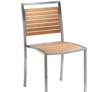 Fontana Steel Chair