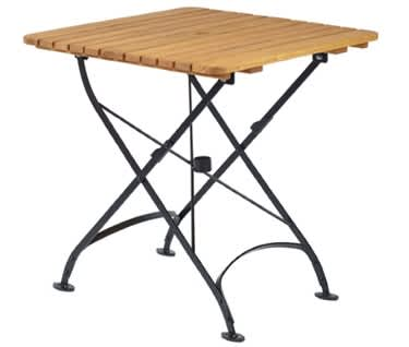 Piazza Folding Table