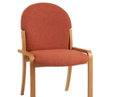 Tamar Chair | double arms