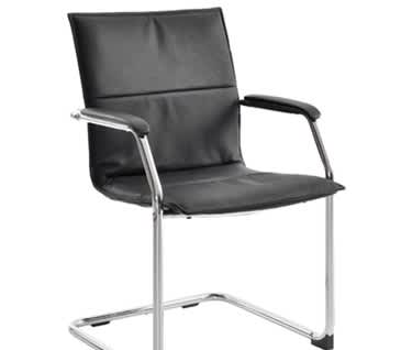 Essen Leather Conference Chair