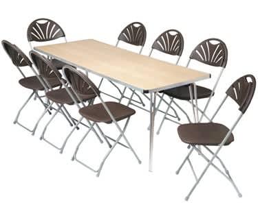 Gopak Contour Plus Folding Table