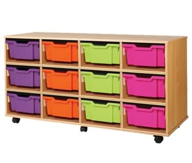 Combination Tray Storage Unit (12/24)