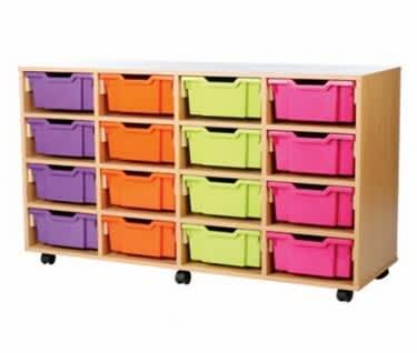 Combination Tray Storage Unit (16/32)