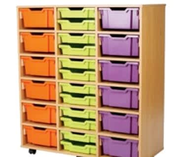 Combination Tray Storage Unit (18/36)