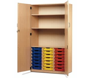 Tray Storage Cupboard