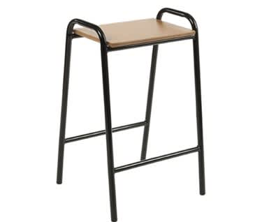 Steel Laboratory Stool