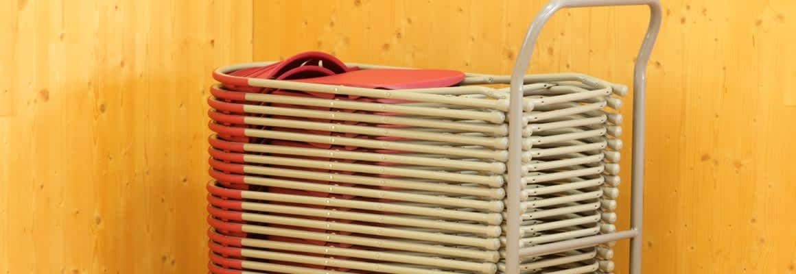 Cleaning and Storing Folding Chairs - Make Your Investment Last