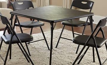 Incorporating Folding Chairs In Your Home Furniture and Elsewhere