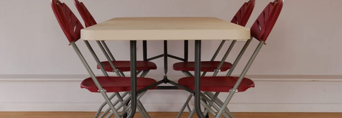 Facts You Need to Know About Folding Tables and Chairs