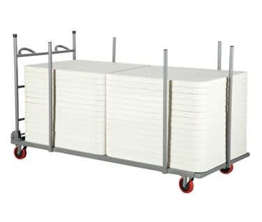 Mogo Square Table Trolley