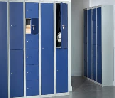 Bisley Steel Lockers