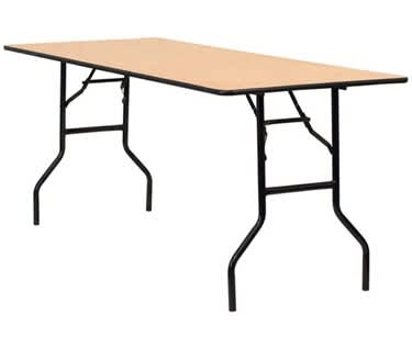 Small Trestle Table - 1220 x 760mm
