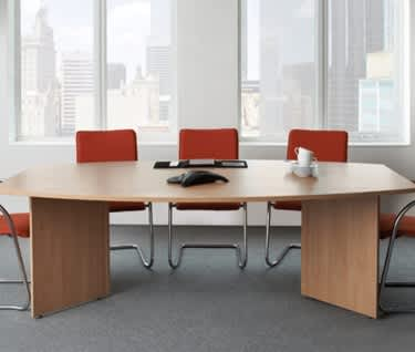 Arrow Boardroom Table