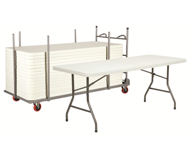 Medium Rectangular Folding Table Bundles