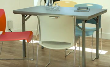 Folding Tables & Chairs – New Videos Now Live!