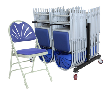 Comfort Plus 28 Folding Chair Bundle