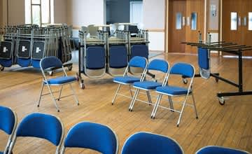 Reorganise Your School or Church Hall