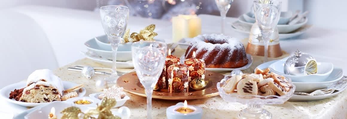 Christmas & Folding Tables