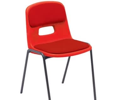 Remploy GH20 4 Leg Chair Upholstered