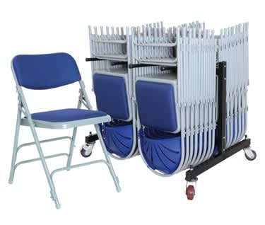 Comfort Folding Chair & Trolley Bundle