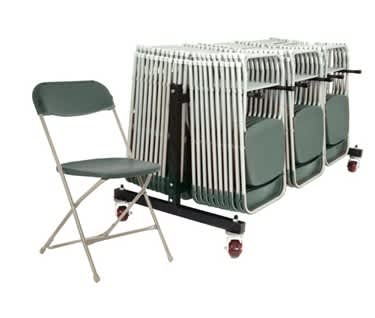 Classic 84 Folding Chair Bundle