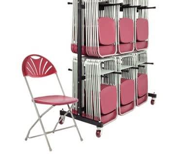 The Classic Plus 168 Folding Chair Bundle