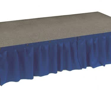 Valance for Stage Package A