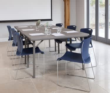 Rectangular Premium Folding Table, 1830 x 760mm