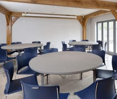 Mogo Premium Round Folding Table