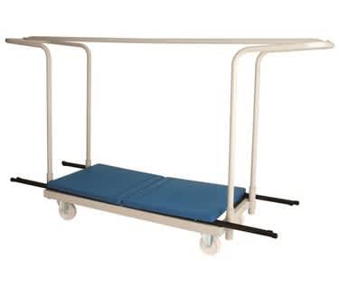 Titan 40 Exam Desk Trolley