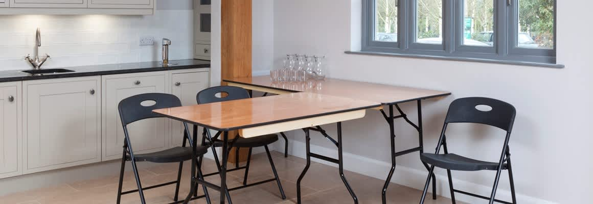 Folding Trestle Tables: Perfect For Events!