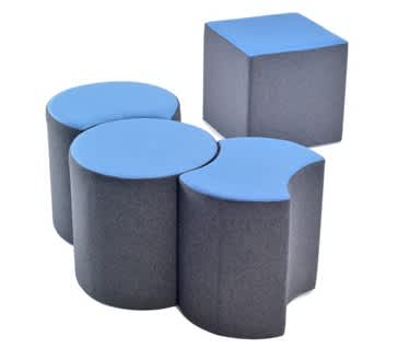 Shapes Soft Seating