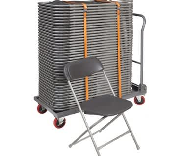 The Classic 40 Folding Chair Bundle