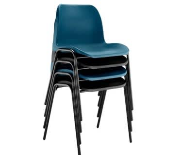 Eco Plastic Stackable Chair