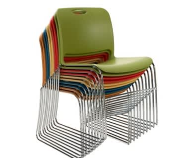 Maestro Contemporary Plastic Chair